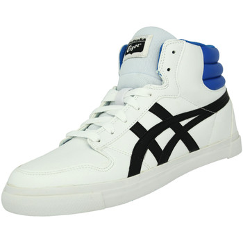 Chaussures Homme Baskets montantes Asics Onitsuka Tiger A SIST MT Chaussures Mode Sneakers Homme Noir Bl blanc