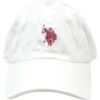 Accessoires textile Homme Casquettes U.S Polo Assn. 45280 55422 101 blanc