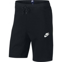 Vêtements Homme Shorts / Bermudas Nike - SHORT HOMME Advance Fleece noir