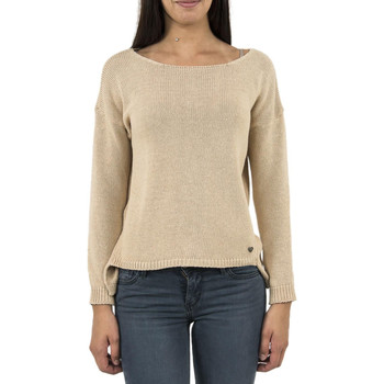 Pull please pull léger m49778120 beige