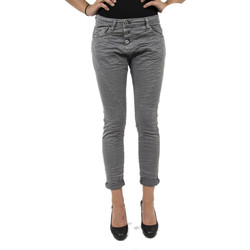 Vêtements Femme Jeans 3/4 & 7/8 Please jeans  p78a gris gris