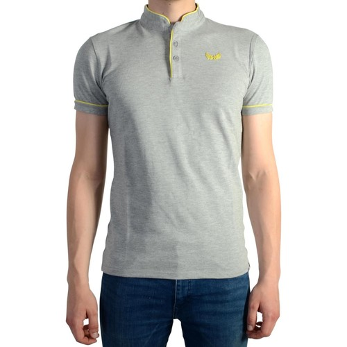 Vêtements Homme Polos manches courtes Kaporal Polo  Coujo 2.0 Grey Melanged Gris