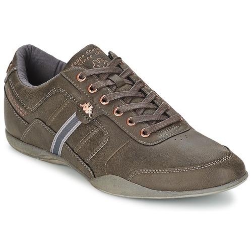 Chaussures Homme Baskets basses Kappa VASILIEF Gris / Bronze