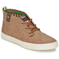 Chaussures Homme Baskets montantes Kappa TRICUSPI Marron