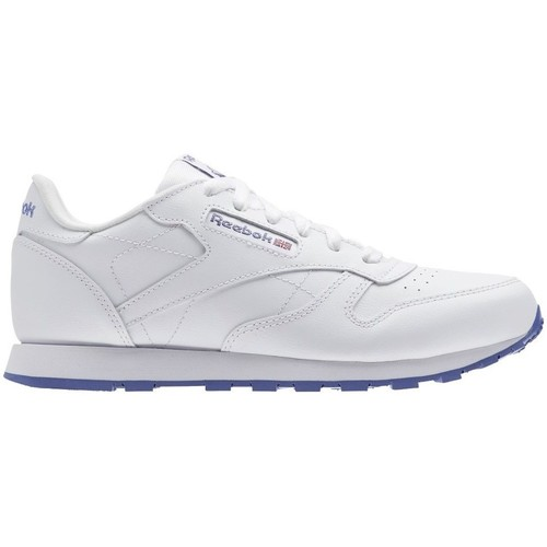 Chaussures Homme Baskets basses Reebok Sport Classic Leather Blanc