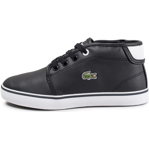 Chaussures Lacoste Ampthill noires Casual fille yIYElPadz