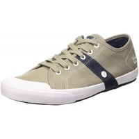 Chaussures Homme Baskets basses TBS Baskets Henley grises Gris