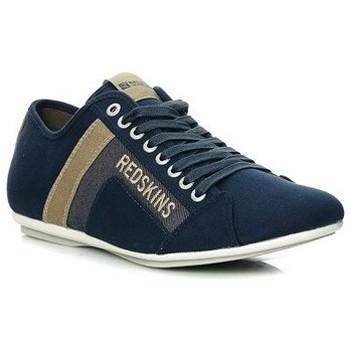 Redskins Chaussures Sabry bleues foncées bleu - Chaussures Baskets basses Homme
