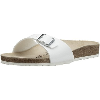 Chaussures Homme Mules Birkenstock Mules Madrid blanches blanc