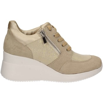 Chaussures Femme Baskets basses Lumberjack SW24505 001 N72 Chaussures lacets Femmes Or Or