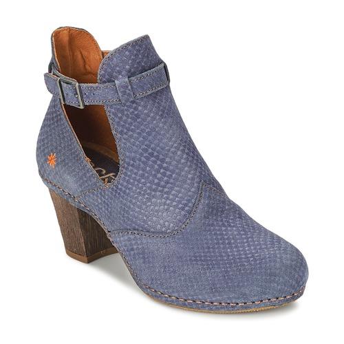 Bottines / Boots Art I MEET 143 Bleu 350x350