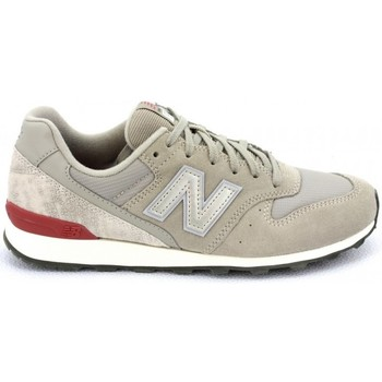 Chaussures Femme Baskets basses New Balance 996 White
