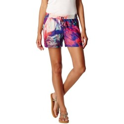 Vêtements Femme Shorts / Bermudas O'neill Short  Lw Allover Print - Pink Aop / Blue Rose