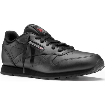 Chaussures Enfant Baskets basses Reebok Classic Classic Leather Noir