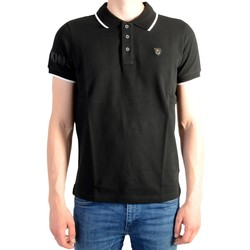 Vêtements Homme Polos manches courtes Redskins Polo  Apolon Bridge Black Noir