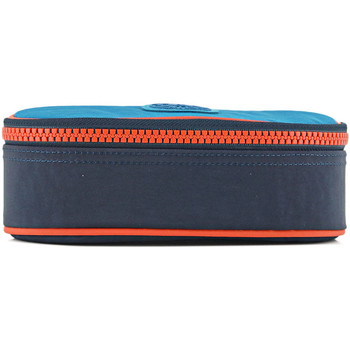 Sacs Enfant Trousses Kipling Trousse 1 compartiment BACK TO SCHOOL 110-00012908 BLUE ORANGE BL