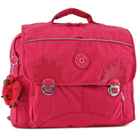 Sacs Enfant Cartables Kipling Cartable 2 compartiments BACK TO SCHOOL 110-00021092 CHERRY PINK