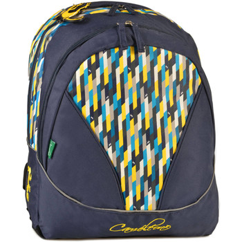 Sacs Enfant Sacs à dos Cameleon Sac à dos 2 compartiments NEW BASIC 18A-0NBA-BOR CRIPT BLUE