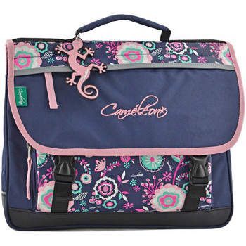 Sacs Enfant Cartables Cameleon Cartable 2 compartiments NEW BASIC 18A-NBA-CA38 FLOWER BLUE