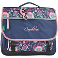 Sacs Enfant Cartables Cameleon Cartable 3 compartiments NEW BASIC 18A-NBA-CA41 FLOWER BLUE