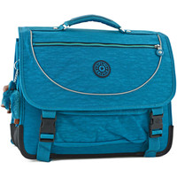 Sacs Enfant Cartables Kipling Cartable 2 compartiments BACK TO SCHOOL 110-00012074 BLUE GREEN MIX