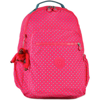Sacs Enfant Sacs à dos Kipling Sac à dos 1 compartiment + PC 15'' BACK TO SCHOOL 110-00021305 PINK SUMMER POP