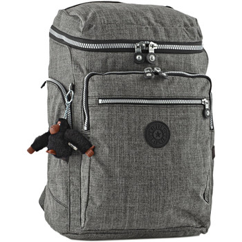 Sacs Enfant Sacs à dos Kipling Sac à dos 2 compartiments BACK TO SCHOOL 110-00016199 JEANS GREY