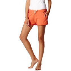 Vêtements Femme Shorts / Bermudas O'neill Short  Lw Jacks Base Sweat - Fluoro Peach Or