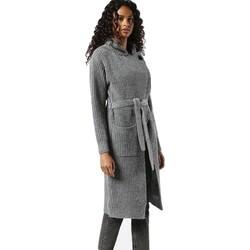 Vêtements Femme Gilets / Cardigans Diesel CARDIGAN FIRMUS Gris