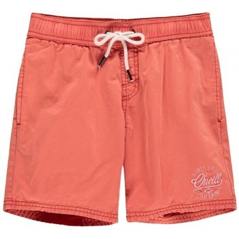 Vêtements Garçon Shorts / Bermudas O'neill Short  Lb Surfs Out - Ginger Spice Rouge