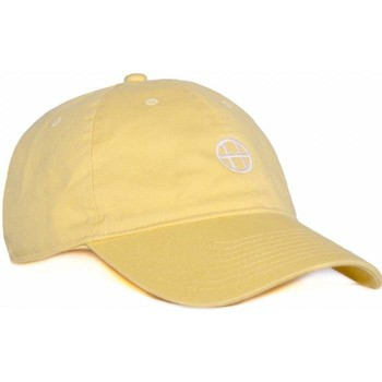 Accessoires textile Homme Casquettes Huf Circle H Curved Brim Baby Yellow Jaune