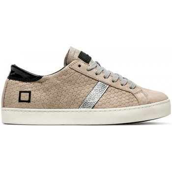 Chaussures Femme Baskets basses Date Baskets-D.A.T.E. Beige