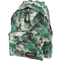 Sacs Homme Sacs à dos Eastpak Padded art of east tiger Vert d'eau aqua