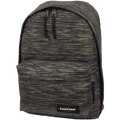 Sacs Homme Sacs à dos Eastpak Out off office knit beige Gris Anthracite foncé