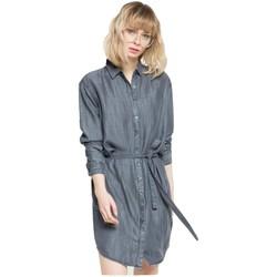 Vêtements Femme Robes Tommy Hilfiger ROBE DW0DW01070 Gris