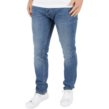 Vêtements Homme Jeans slim Jack & Jones Homme Tim Original 012 CR Jeans, Bleu bleu