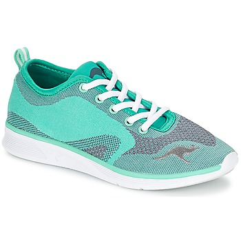 Chaussures Femme Baskets basses Kangaroos K-LIGHT 8004 Turquoise