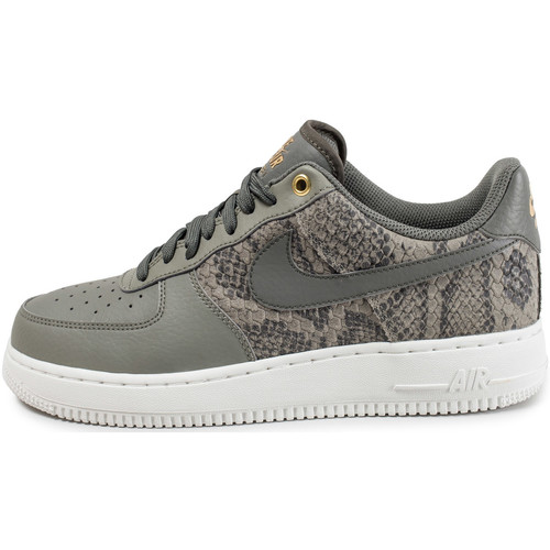 Chaussures Homme Baskets basses Nike Air Force 1 '07 Lv8 Gris