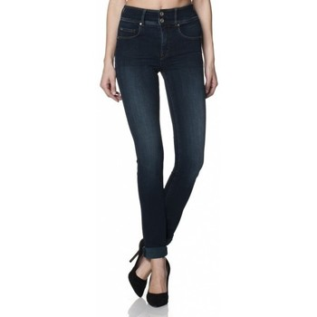 Vêtements Femme Jeans slim Salsa Jean Slim  Push In 111184 Bleu Bleu