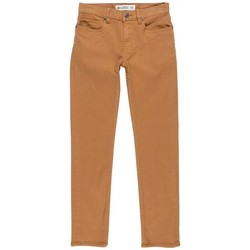 Vêtements Garçon Jeans droit Element Pantalon  Boomer Pt Color Boy - Rust Brown Marron