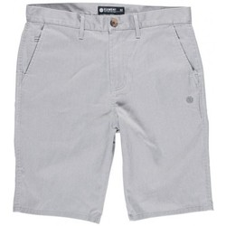 Vêtements Garçon Shorts / Bermudas Element Short  Howland Wk Boy - Grey Heather Gris