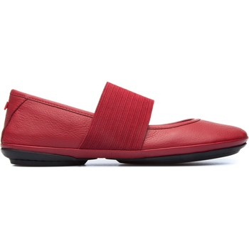 Chaussures Femme Ballerines / babies Camper Right  21595-095 rouge