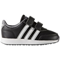 Chaussures Enfant Baskets basses adidas Originals VS Switch 2 Cmf Inf Blanc-Noir