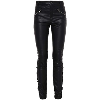 Vêtements Femme Pantalons Minimum LULLA NOIR