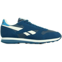 Chaussures Homme Baskets basses Reebok Sport CL Leather Camp bleu