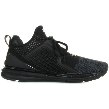 Chaussures Homme Baskets basses Puma Ignite Limitless Knit noir
