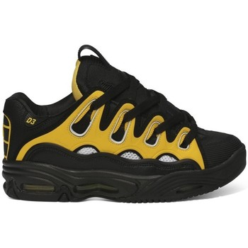 Osiris Marque D3 Black White Yellow