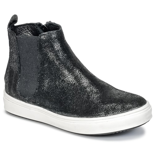 Chaussures Fille Boots Young Elegant People CLARITA Noir