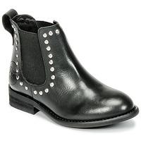 Chaussures Fille Boots Joggings & Survêtementsople FOSTINE Noir