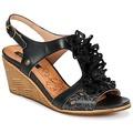 Chaussures Femme Sandales et Nu-pieds Neosens NOAH Noir